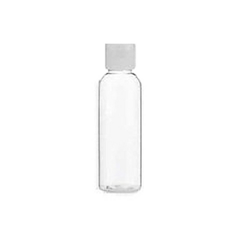 Refillable Travel Size Bottle screw top 75ml - Travel Toiletries 2 Go