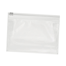 Clear re-useable travel toiletry bag - Travel Toiletries 2 Go
