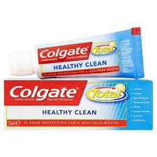 Colgate Total Healthy Clean Mini Toothpaste 25ml