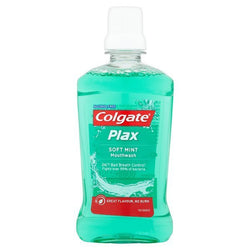 Colgate Travel Size Mouthwash - Travel Toiletries 2 Go