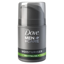 Dove Mens Travel Size Moisturiser 50ml - Travel Toiletries 2 Go
