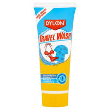 Mini Travel Wash for clothes 75ml - Travel Toiletries 2 Go