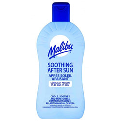 Malibu Travel Size After Sun Lotion 100ml - Travel Toiletries 2 Go