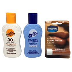 Sun Care Multipack, travel size - Travel Toiletries 2 Go