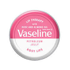 Vaseline Intensive Care Lip Jelly Rosy Lips 20g - Travel Toiletries 2 Go