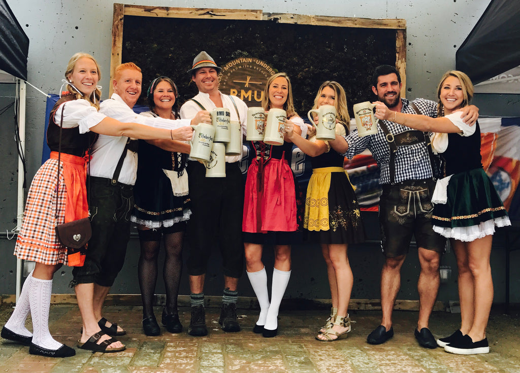 RMU Partakes in its First Oktoberfest:  By Emily Booth