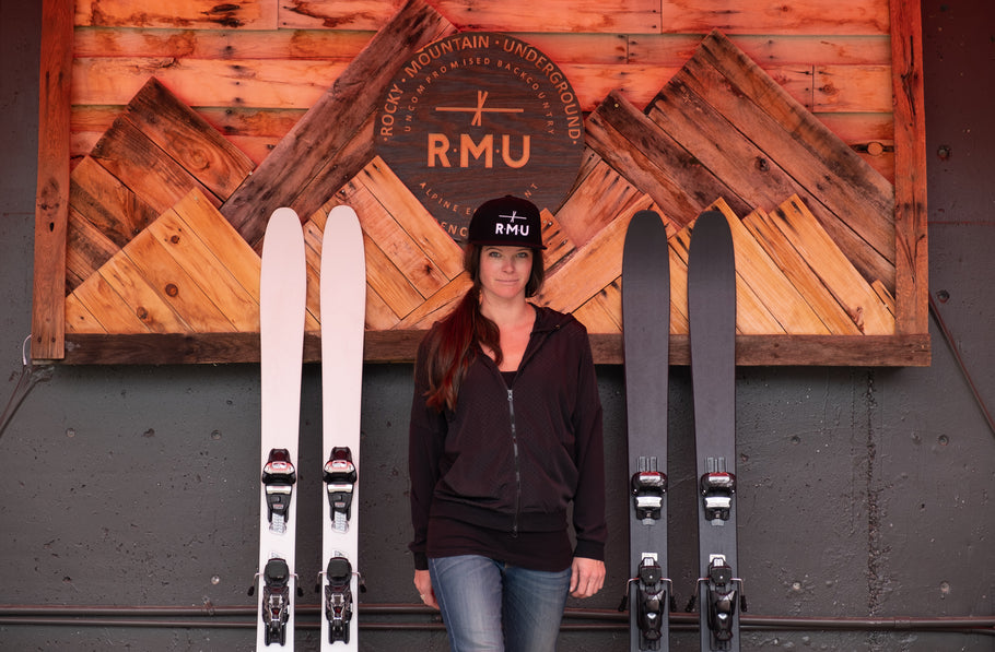 Keri Herman From Olympic Athlete to Ski Designer