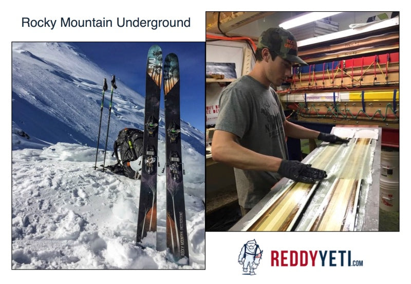 Reddy Yeti | 22 Best Ski Brands You've Never Heard Of