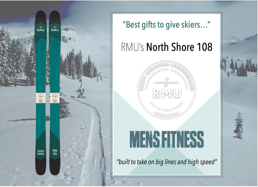 Men's Fitness & The North Shore