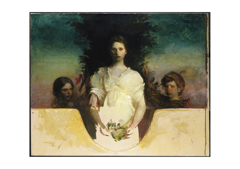 Abbott H. Thayer - My Children
