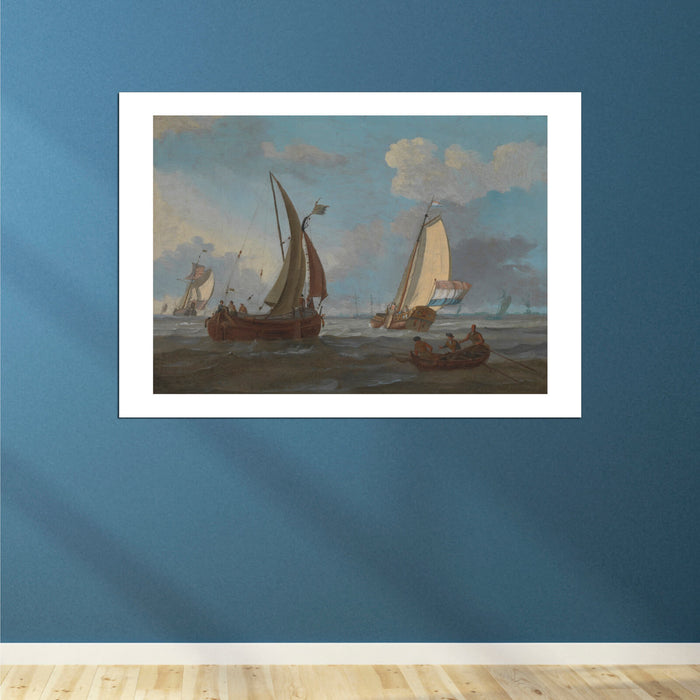 Adam Silo - Dutch Shipping Off The Low Countries