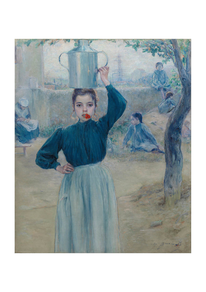 Adolfo Guiard - The Little Village Girl