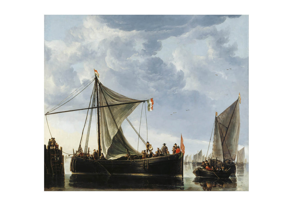 Aelbert Cuyp - The Passage Boat