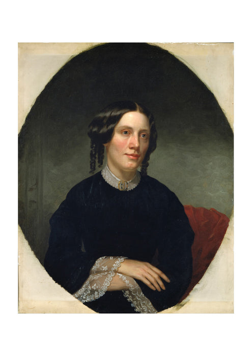 Alanson Fisher - Harriet Beecher Stowe
