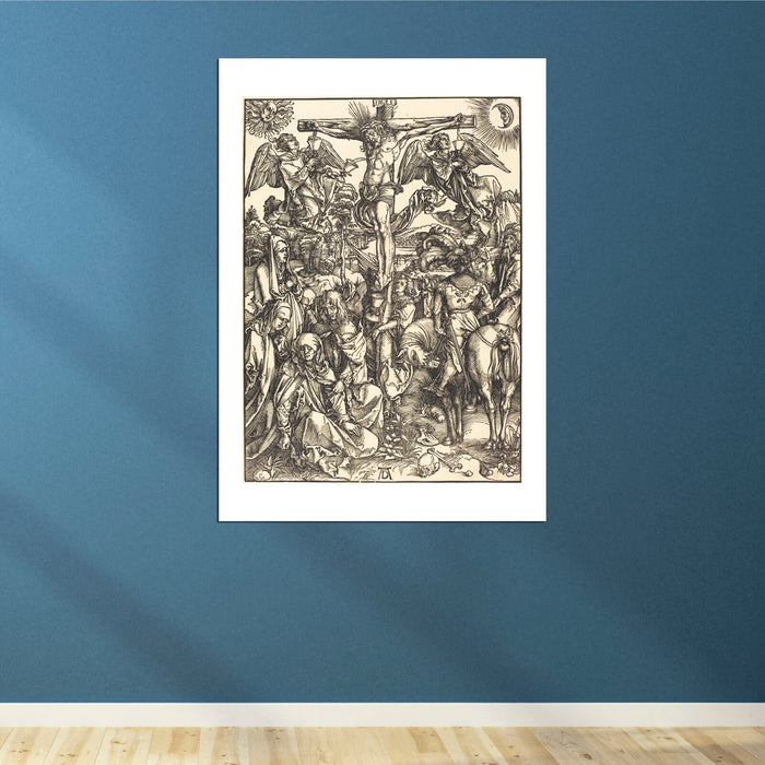 Albrecht Durer - The Crucifixion Sketch 2