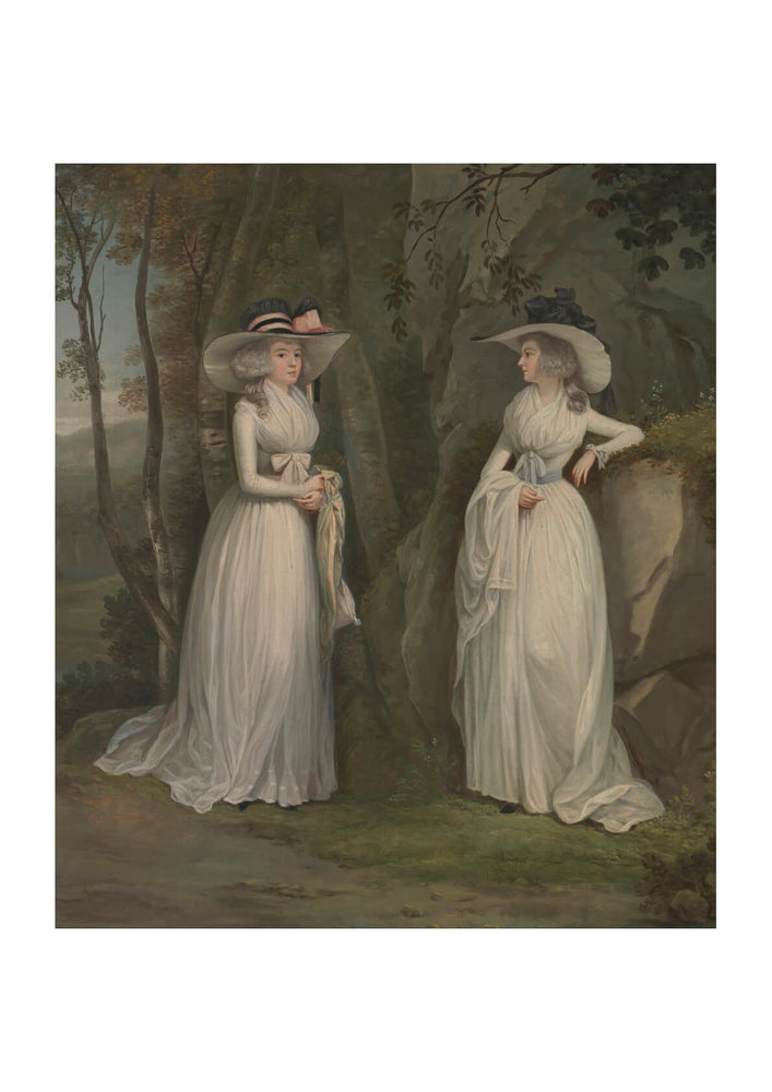 Alexander Nasmyth - Eleanor And Margaret Ross