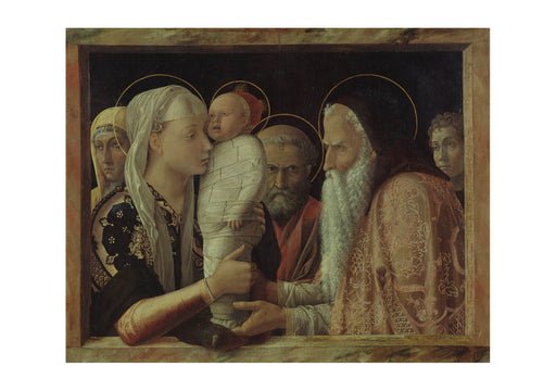 Andrea Mantegna - The Presentation