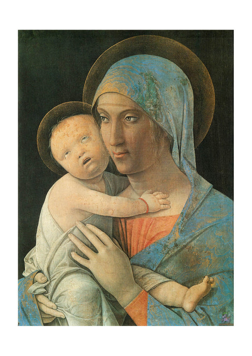 Andrea Mantegna - Virgin and Child