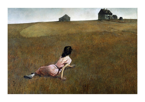 Andrew Wyeth - Christina's World