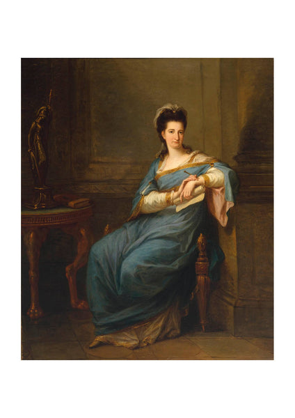 Angelica Kauffman Portrait of a Lady