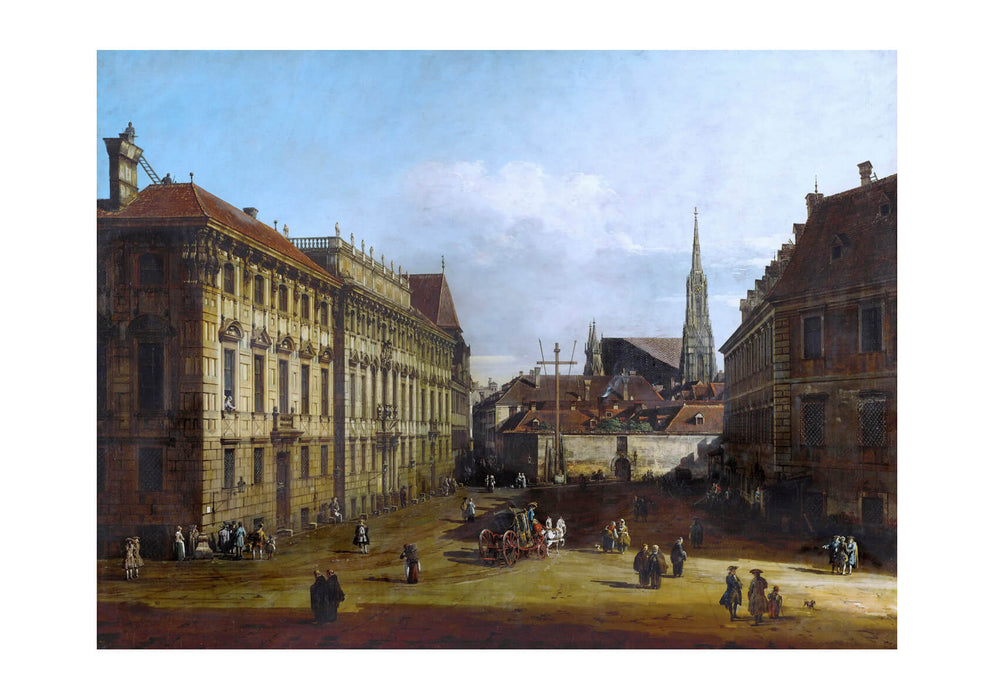 Canaletto - Town