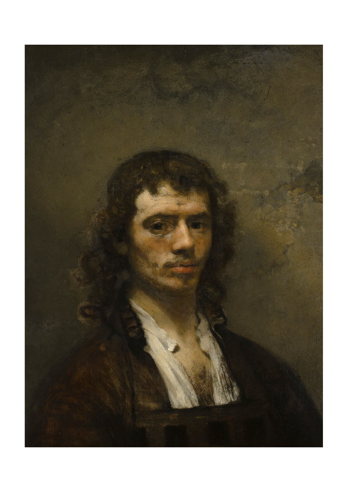 Carel Fabritius - Self Portrai