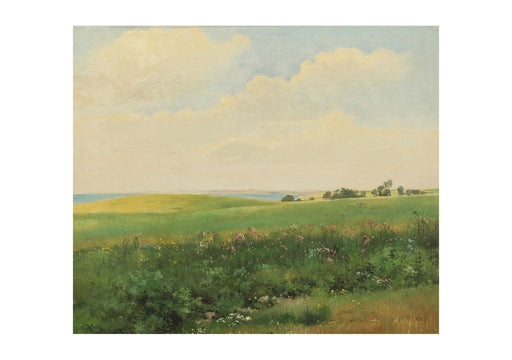 Carl Frederic Aagaard - Summers Day Field