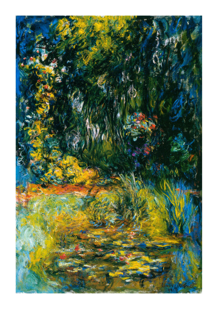 Claude Monet - Monet nympheas