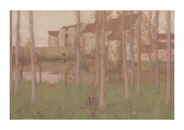 David Gauld - The Haunted Chateau Grez-Sur-Loing-2