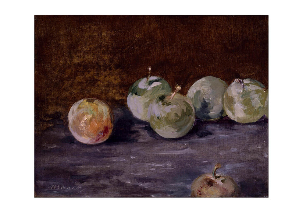 Edouard Manet - Plums
