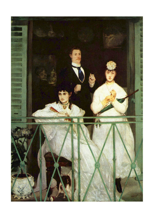 Edouard Manet - Viewing