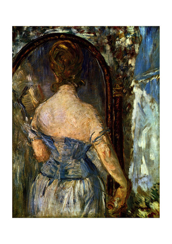 Edouard Manet - Woman's Back