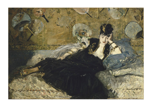 Edouard Manet - Woman with Fans
