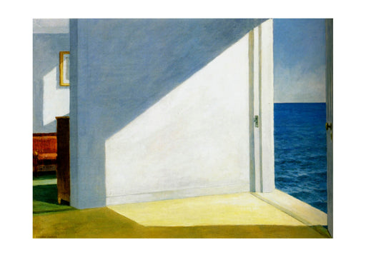 Edward Hopper Rooms by the Sea