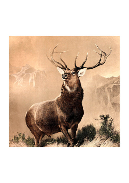 Edwin Henry Landseer - Monarch of the Glen