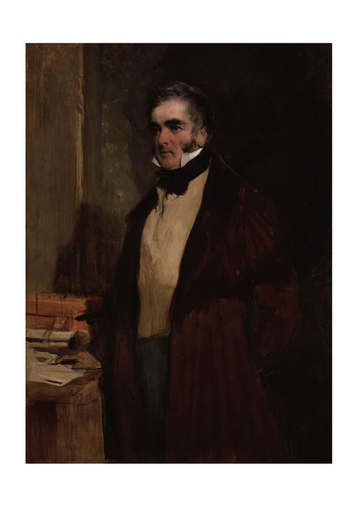 Edwin Landseer - William Lamb 2nd Viscount Melbourne