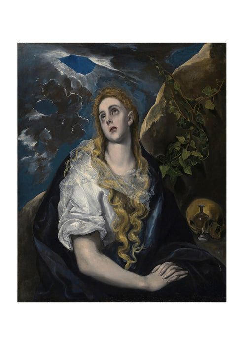 El Greco - Mary Magdalen in Penitence