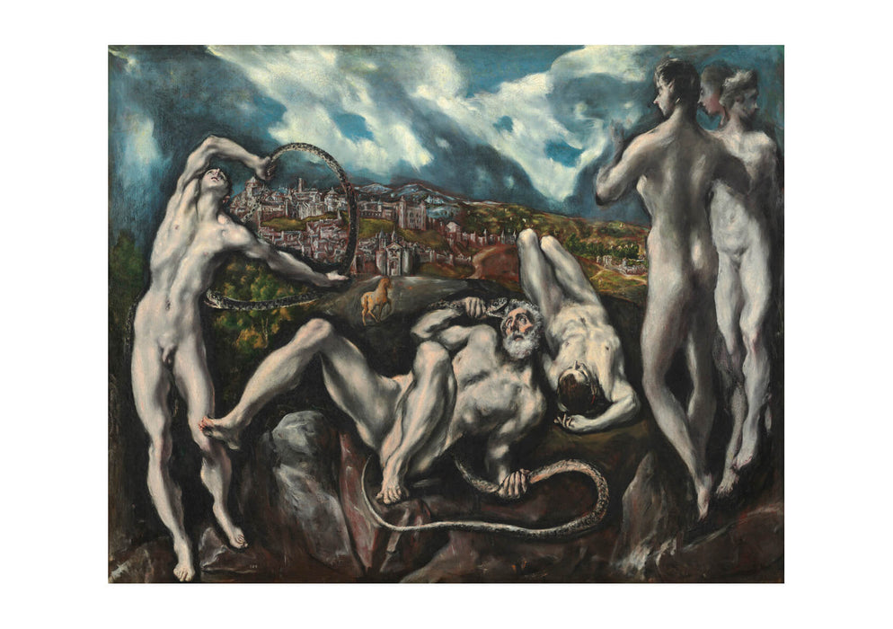 El Greco - The Grey Men
