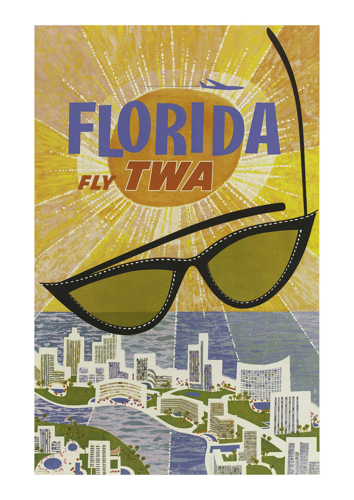 Fly TWA Florida