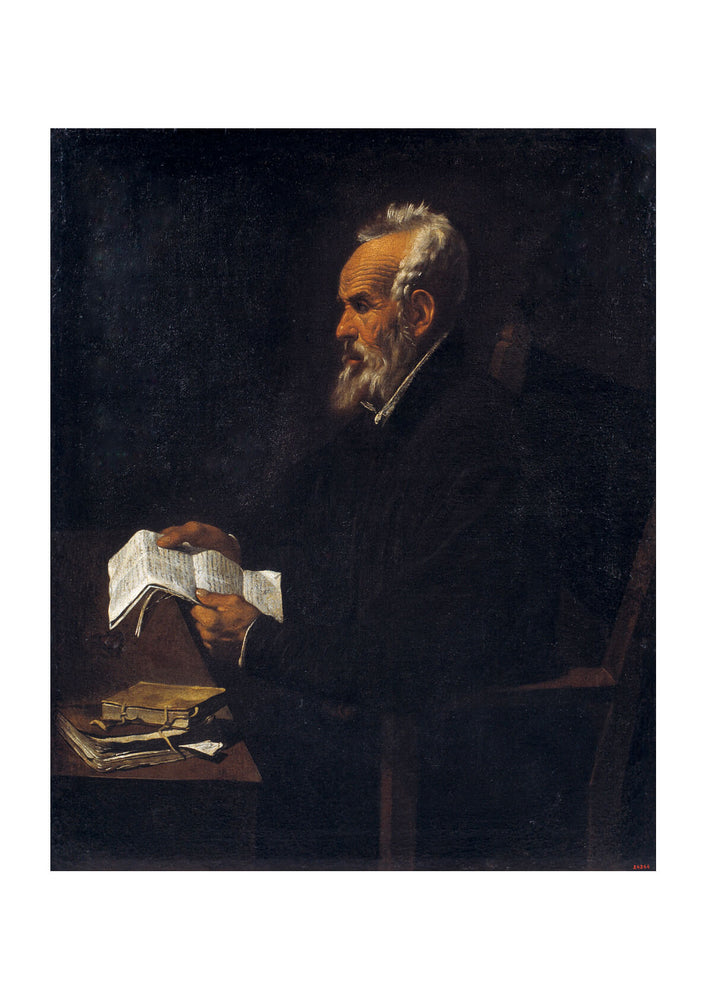 Francisco Ribalta - Ramon Llull