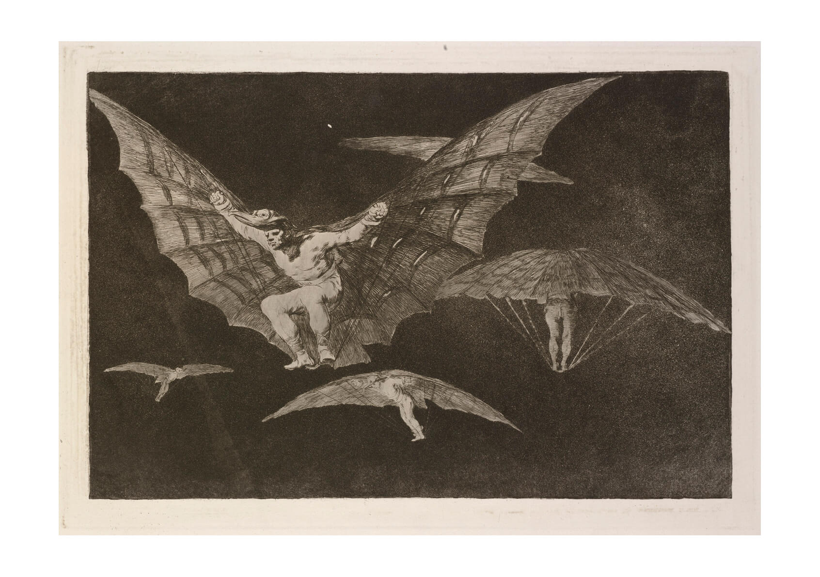 Francisco de Goya - A Way of Flying