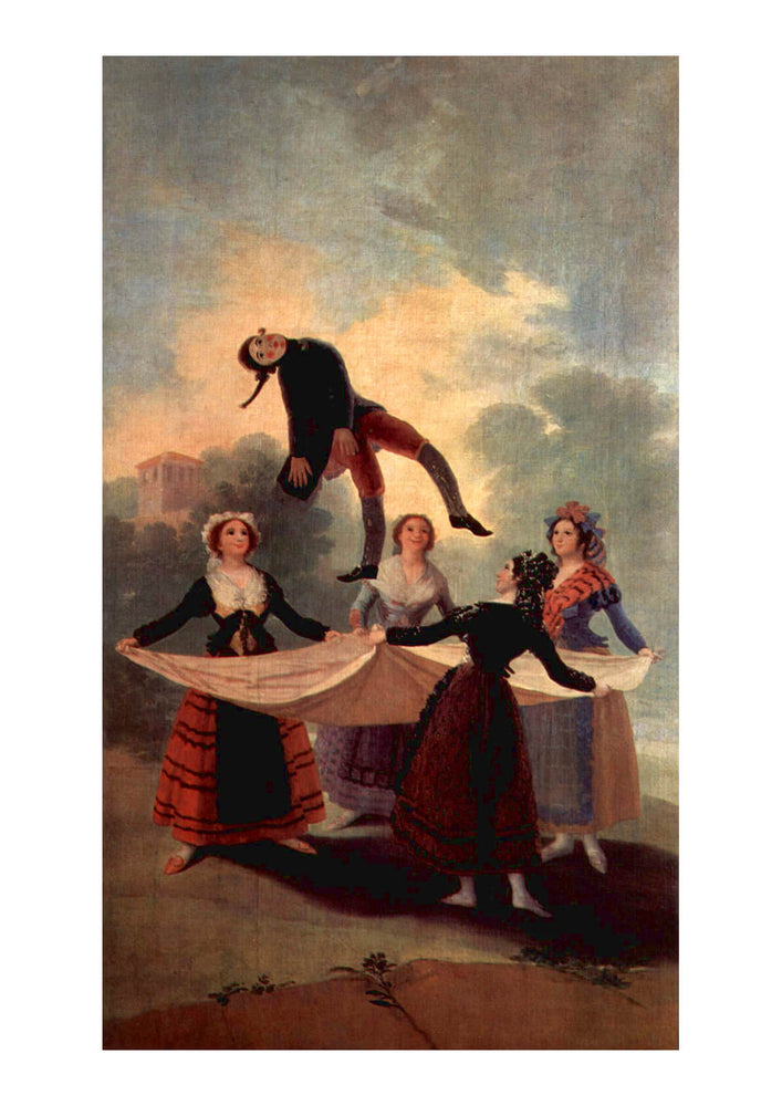 Francisco de Goya - Children Playing