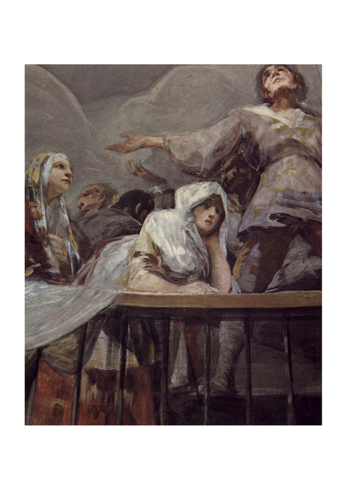 Francisco de Goya - Tired