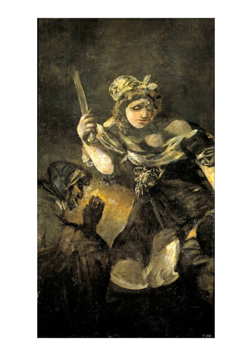 Francisco de Goya - Witches