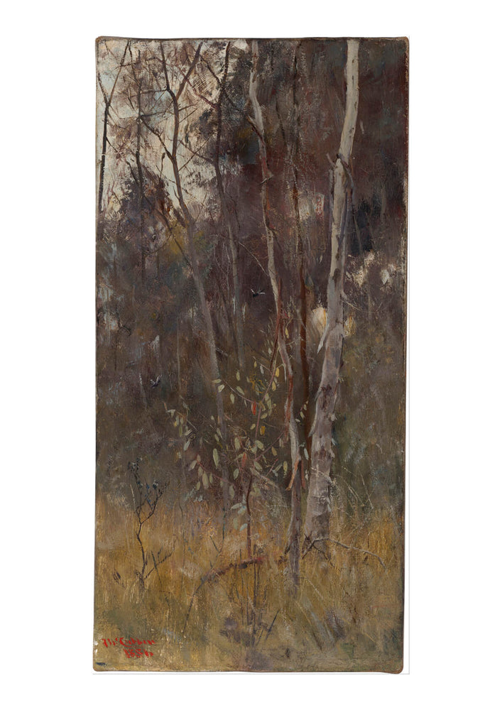 Frederick Mccubbin - At The Falling Of The Year