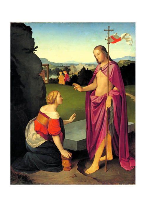 Friedrich Overbeck - Easter Morning