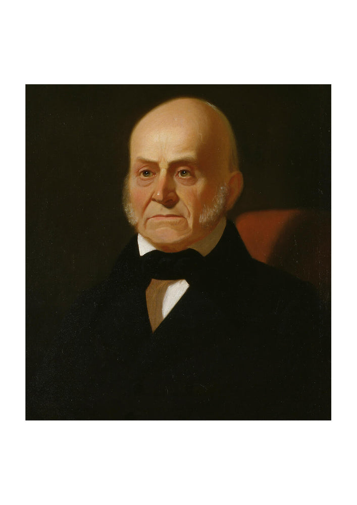 George Caleb Bingham - John Quincy Adams Cropped