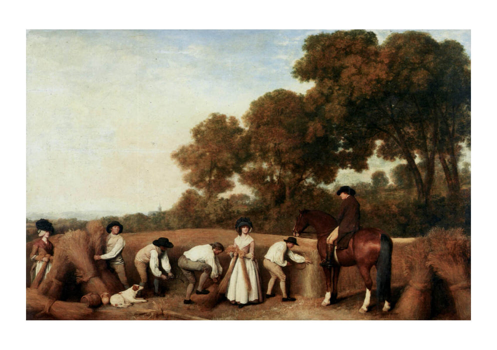 George Stubbs - Dogs