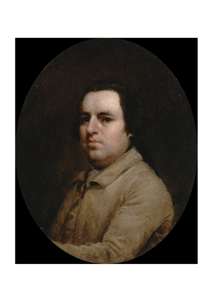 George Stubbs - Self-Portrait