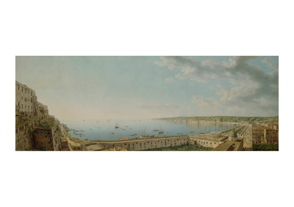 Giovanni Battista Lusieri Italian - Bay Of Naples